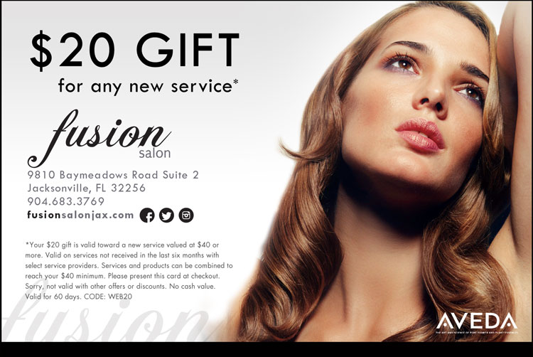 $20 gift for any new service